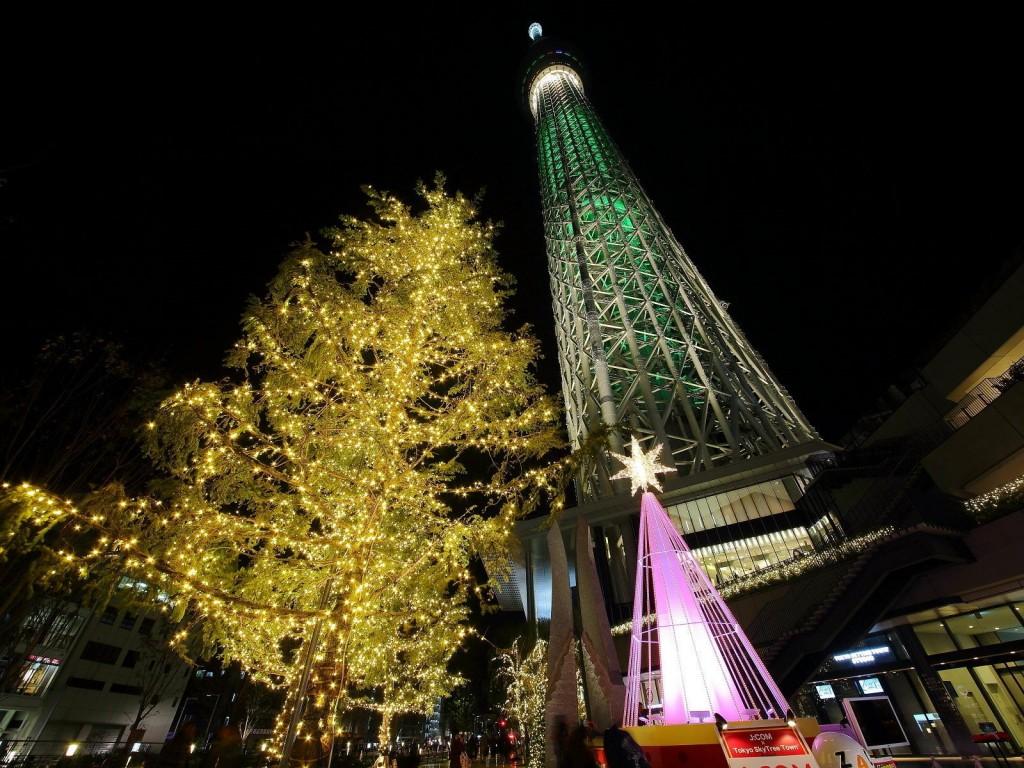 デートスポット6_東京スカイツリー
