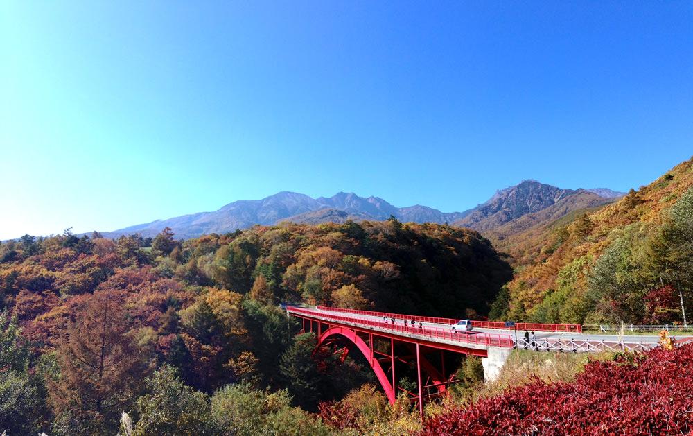 紅葉スポット6_八ヶ岳