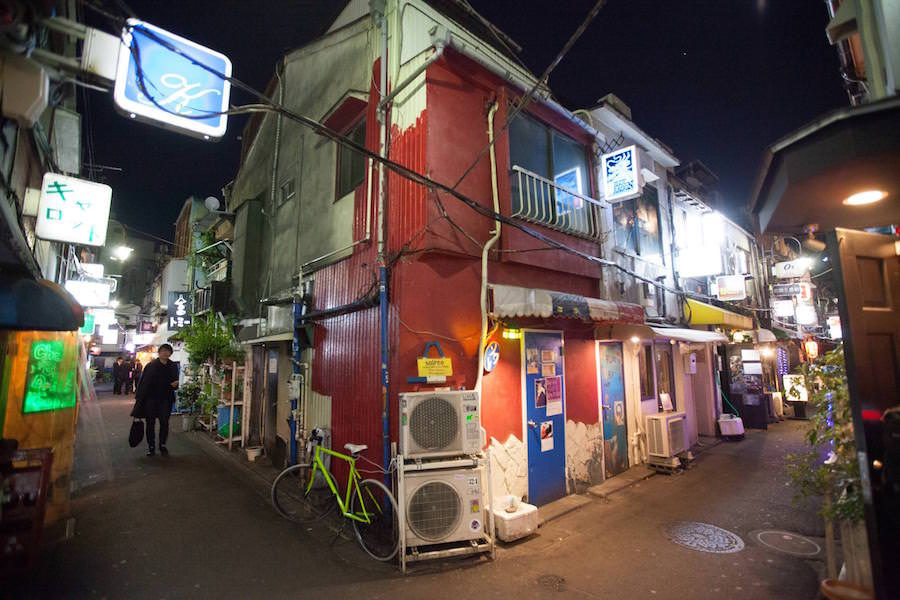 飲み屋街2_新宿ゴールデン街2