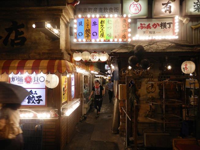 飲み屋街5_有楽町産直飲食街2