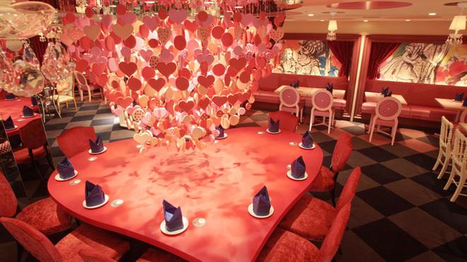 デートスポット6_Alice's-Fantasy-Restaurant