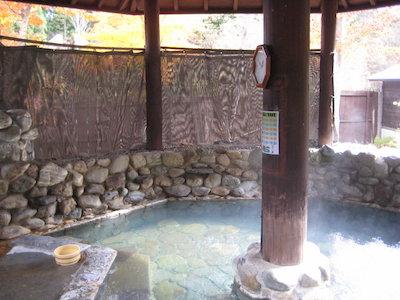 混浴温泉7_肘折温泉2