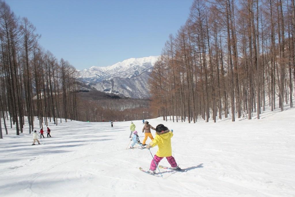 ゲレンデ1_水上高原スキーリゾート