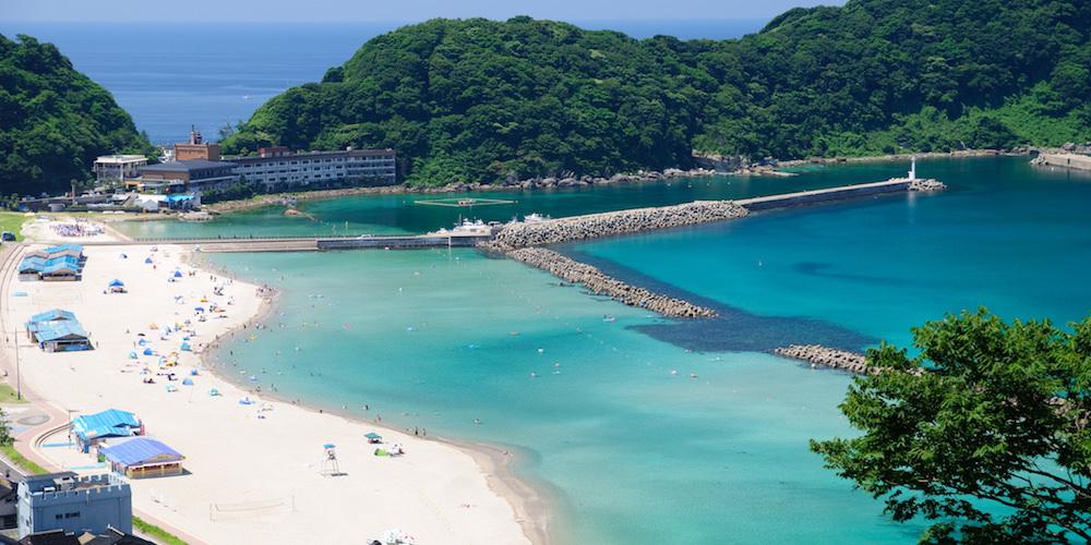 takeno-beach